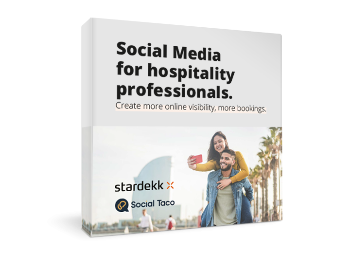 eBook: Social Media voor hospitality professionals.