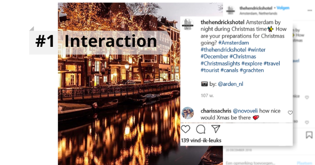 2021: Inspirerende Social Media trends voor hotels en B&B's