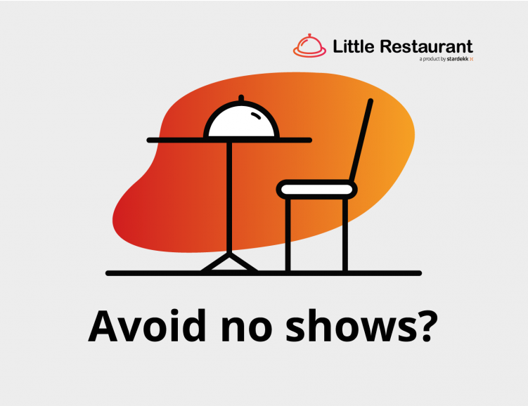 Avoid no-shows thanks to the new connection between Little Restaurant and Payconiq