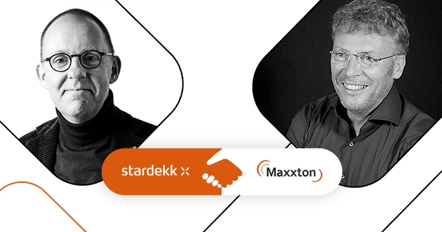 Maxxton and Stardekk join forces in the global hospitality SaaS solutions