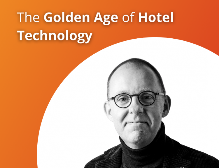 Het Gouden Tijdperk van de hoteltechnologie – webinar Roomdex