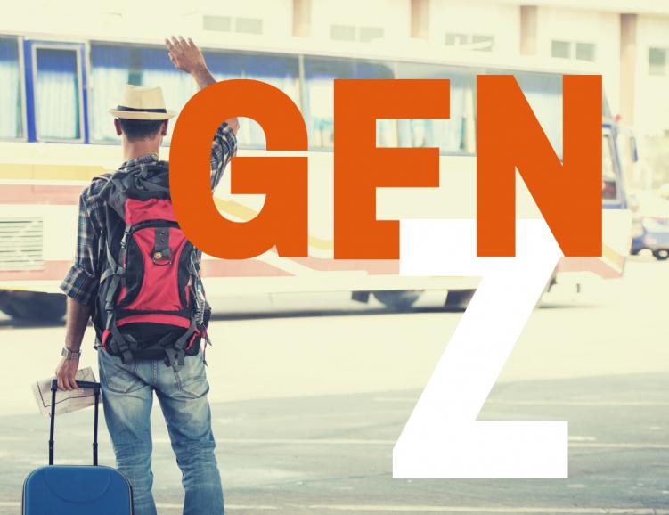 Generatie Z: OTA's, pakketreizen en duurzaamheid.