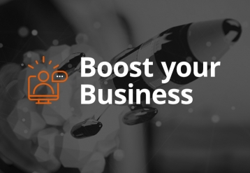 Boost your business (Webinars)