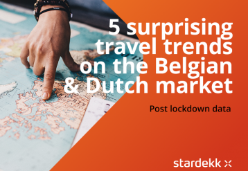 Post lockdown insights: 5 surprising travel trends on the Belgian & Dutch market