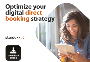 eBook: Optimize your digital direct booking strategy.