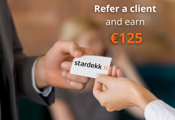 Earn €125 as Stardekk Ambassador