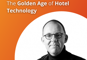 The Golden Age of Hotel technology - webinar Roomdex